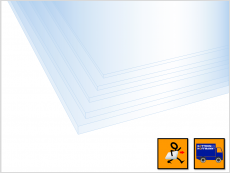 Acrylglas-Platten, farblos - PLEXIGLAS