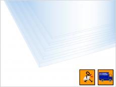 Acryl XT, farblos, Platte - PLEXIGLAS