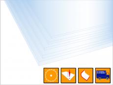 Acrylglas farblos - PLEXIGLAS