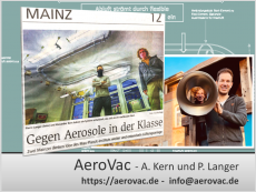Luftreiniger AEROVAC - zum Selberbauen!