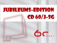 CD60/J-SG - das Jubileums-Vorbauelement