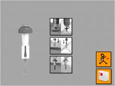Edelstahlschraube DSH 4,8 x 50 mm