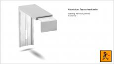 Fensterbankhalter (thermisch/WDVS)