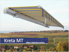 KRETA MT - Gelenkarm-Markise