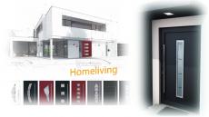HOMELIVING - Aluminium Haustüren