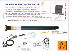 SOMFY Einsteckantrieb LT 50 - elektronisch