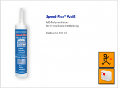 Speed-Flex® 310 ml weiß