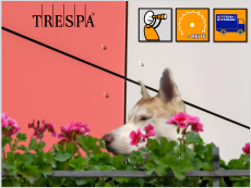 Verkleidungsplatte, unicolor - TRESPA METEON