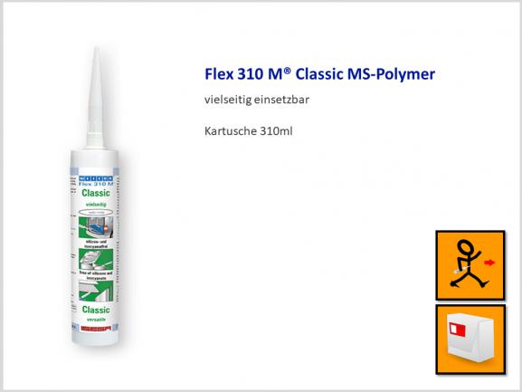 Flex 310 M® Classic weiß