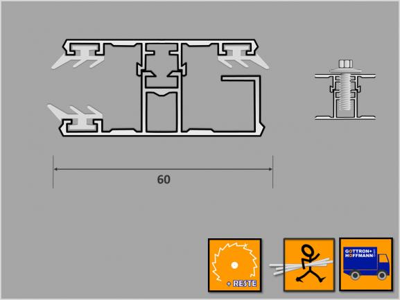 Rand-Komplettsystem 16