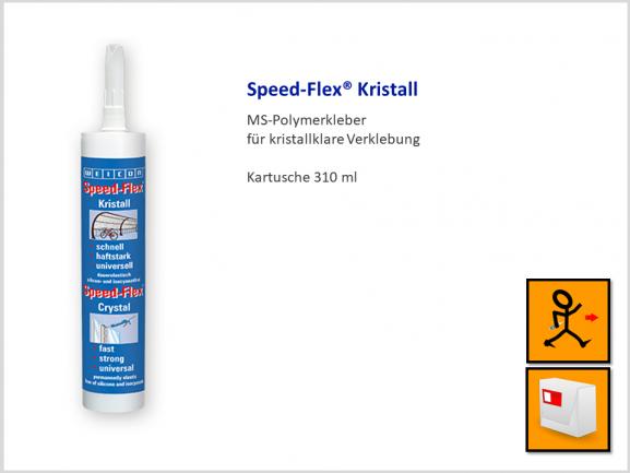 Speed-Flex® 310 ml kristall